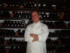 Donny King, the Owner and Executive Chef of Ocean Boulevard Bistro & Martini Bar in Kitty Hawk, NC